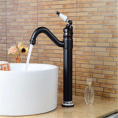 WYMBS Decorate mobili bagno lavabo rubinetto in