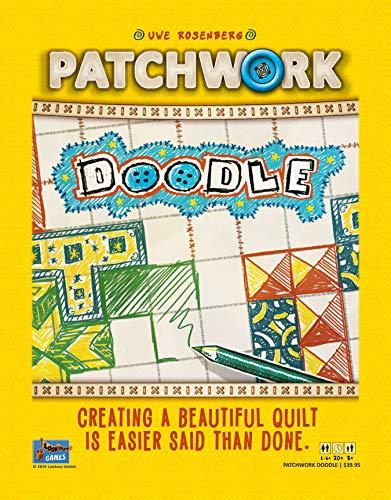 Lookout Spiele LK0107 Patchwork Doodle