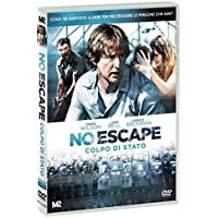 Eagle Pictures Dvd no escape - colpo di stato