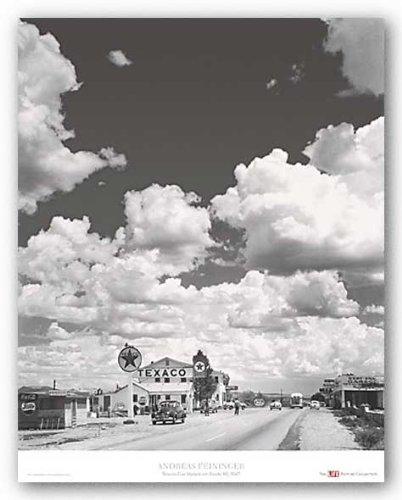 route-66-texaco-gas-station-von-andreas-feininger-kunstdruck