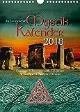 Mystik Kalender 2018: Das uralte wissen über weiße Magie und die faszinierende Kraft des Mondes. - Thomas Bunz