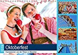 Oktoberfest 2019. Impressionen von der Wiesn in München (Wandkalender 2019 DIN A4 quer): 12 abwechslungsreiche Eindrücke vom größten Volksfest der Welt (Monatskalender, 14 Seiten ) (CALVENDO Spass)