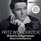 Produkt-Bild: Fritz Wunderlich: Mozarts Zeitgenossen
