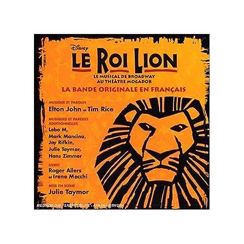 Le Roi Lion (CD+ DVD - version française du spectacle de Broadway)