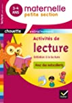 Chouette - Lecture Petite Section