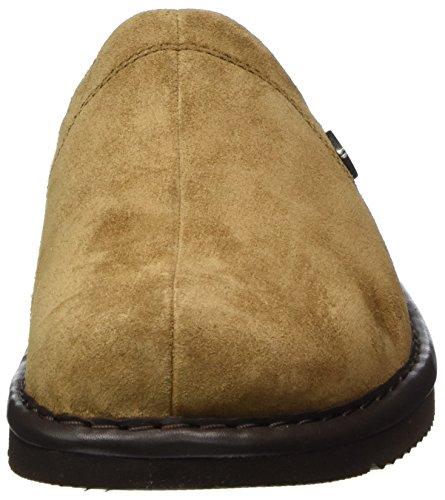 Pantofole Da Uomo Fortuna Fiume Marrone (grano)