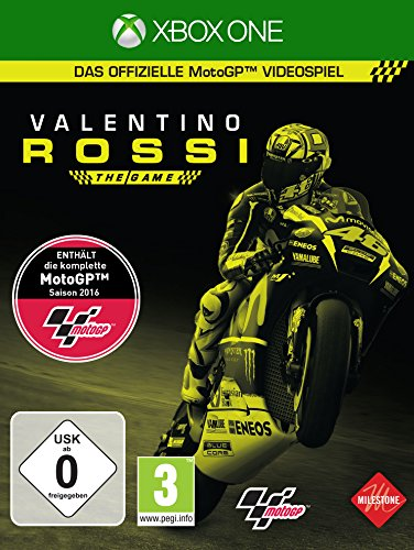 Valentino Rossi - The Game (MotoGP 2016) - [Xbox One]