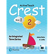 ActiveTeach Crest: Integrated Book for CBSE/State Board Class- 2, Term- 1 (Combo)
