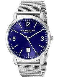 Akribos XXIV Reloj de cuarzo Ak858Bu  42 mm