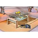 AltoBuy Base Chêne - Table Basse