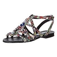 Steve Madden Gladiator Sandals For Women - Multi Color