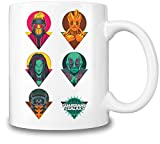 guardians of teh galaxy team Mug Cup