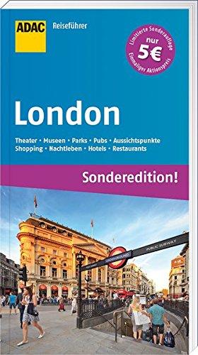 Preisvergleich Produktbild ADAC Reiseführer London (Sonderedition)