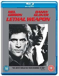 Lethal Weapon [Blu-ray][Region Free]