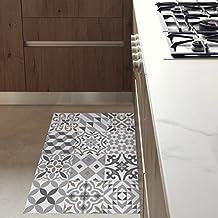Amazon.fr : tapis vinyle cuisine