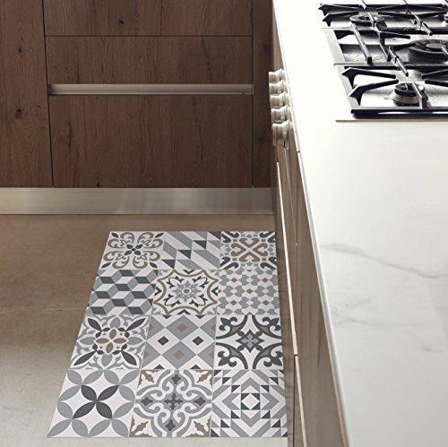 ALFOMBRA PARA MASCOTAS, impermeable, resistente y aislante. Muy agradable. Diseño efecto suelo de baldosas...