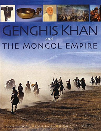 Genghis Khan & The Mongol Empire by William W Fitzhugh (2013-11-01)