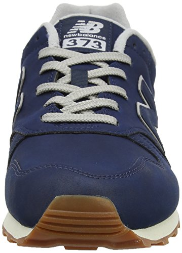 New Balance Men 373 Sneaker, Blue Blue (navy)
