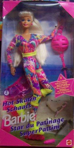MATTEL BARBIE 13511 BARBIE: Sport Barbie (Inliner&Schlittschuhe)