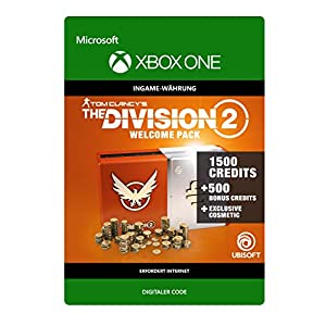 Tom Clancy's The Division 2: Welcome Pack DLC | Xbox One – Download Code