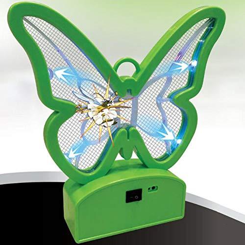 WYX Mücken-Kilfer-Bug-Zapper Indoor Electric Shock Mücke Trap LED-Anti-Mücken-Lampenäuschung Fly Killer Falle für Hotel Restaurant Home No Radiation Nontoxisk - Outdoor-ant-traps