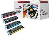 Premium Toner SET kompatibel für HP Color LaserJet 1600 , 1600N , 2600, 2600N , 2605 kompatibel