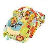 Bright Starts/Kids II 52157 Palestrina Gioco Imbottita con 5 Funzioni in 1, Multicolore