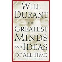 The Greatest Minds and Ideas of All Time (English Edition)