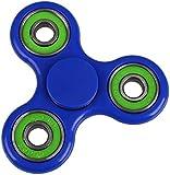 Anself - Tri Fidget Spinner de Dedo para Niños Adultos ADHDs, Juguete Sensorial