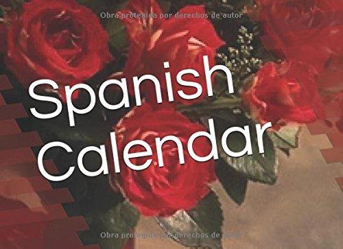 Spanish Calendar