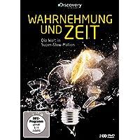 Wahrnehmung und Zeit - Die Welt in Super-Slow-Motion [2 DVDs]