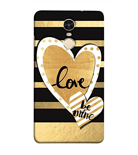 PrintVisa Designer Back Case Cover for Xiaomi Redmi 5 (Love me and be Mine)