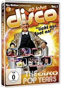 Various Artists - 40 Jahre Disco: The Disco Pop Years