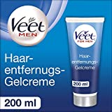 Veet for Men Haarentferungs-Gelcreme, 1er Pack (1 x 200 ml)