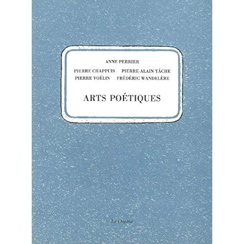 Arts poétiques