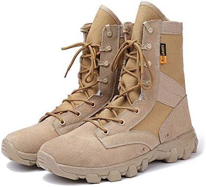 HCBYJ scarpa scarpa scarpa Stivali Tattici da Alpinismo da Combattimento Stivali Militari Scarpe da Uomo comode Scarpette da Alpinismo da Combattimento Resistenti all'Usura B07MBYTZ3W Parent   Primo gruppo di clienti    Sensazione piacevole  05b7bf