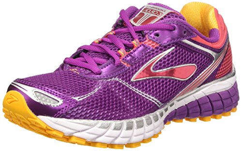 Brooks Aduro 3 W, Zapatillas de Running para Mujer, Byzantium/Paradise