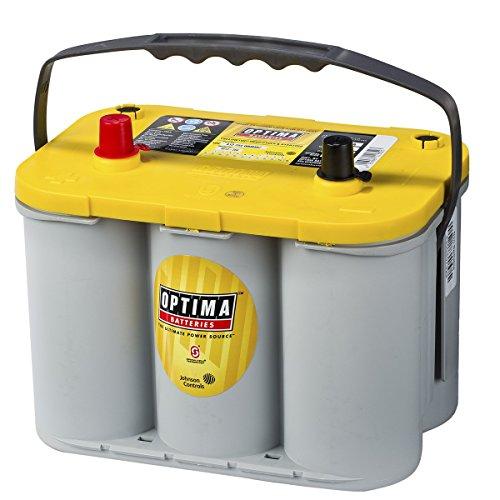 Preisvergleich Produktbild Optima YT S - 4.2, 12V 55 Ah, AGM (AGM-Batterie für total extreme Einsätze)