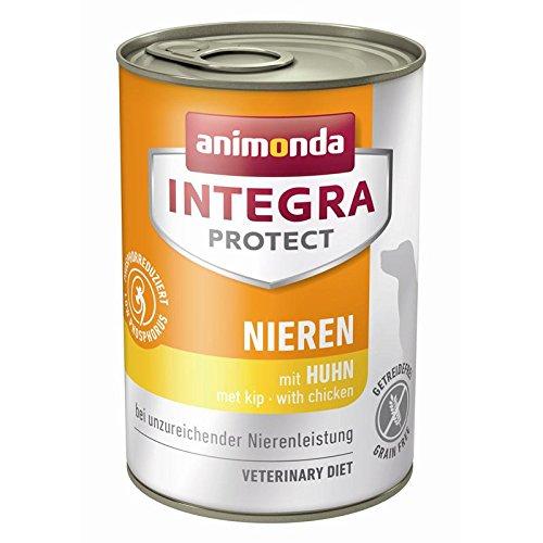 Animonda Dog Integra Protect Niere Huhn | 6x 400g Hundefutter