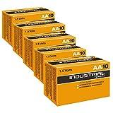 Duracell – Industrial AA-Batterien, Alkaline, 1,5V, LR6,MN1500,ersetzt Procell AA, 50Stück