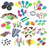 Die besten Verkäufer Kinder Spielzeug - TOYMYTOY Kinder Party Spielzeug Geburtstag Sortimente 120 STÜCKE Bewertungen