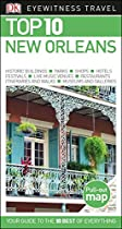 Top 10 New Orleans (DK Eyewitness Top 10 Travel Guides)