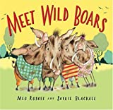 Meet Wild Boars (Picture Puffins) by Meg Rosoff (2005-08-04)