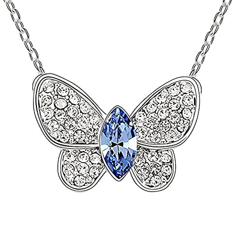 Celebrity Style End of Line Clearance Swarovski® Elements Crystals Necklace