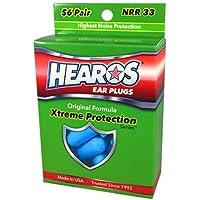 HEAROS Xtreme Protection Series Ear Plugs, Blue, 56 Pair preisvergleich bei billige-tabletten.eu