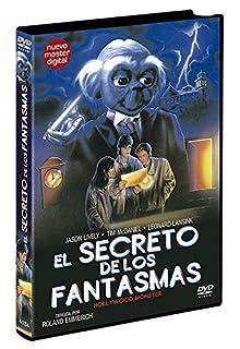 El Secreto de los Fantasmas DVD Hollywood-Monster (Ghost Chase)