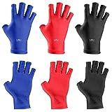 Best b.m.c gel nail kit - BMC 3pk of Nail Salon Anti-UV Protection Gloves Review