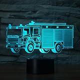 3D Feuerwehr Auto Optisch... Ansicht