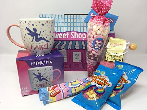The Fairy Mug and Sweets Gift Hamper