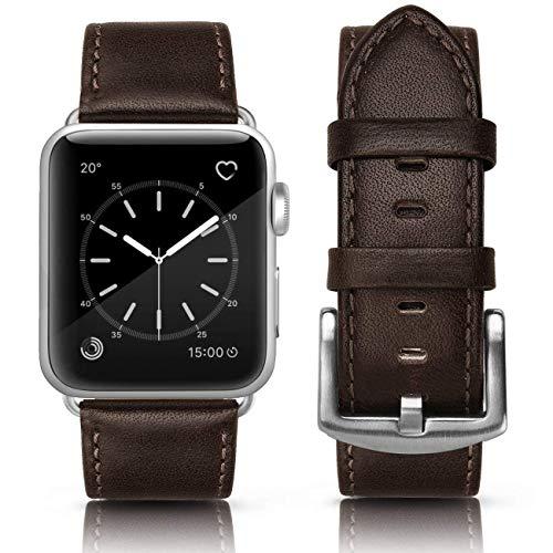 MCD Correa Piel Apple Watch 44mm Series 4 42mm Series
